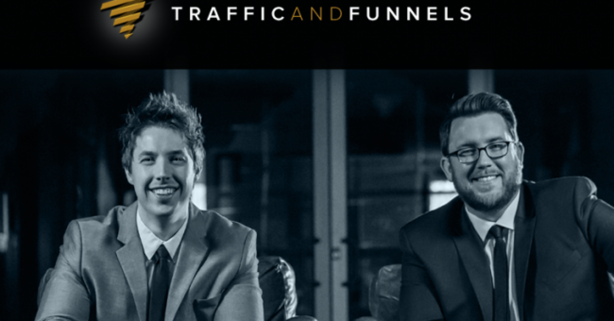 Traffic and Funnels – Client Kit – Chris Evans and Taylor Welch