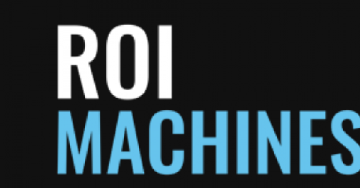Rudy Mawer – ROI Machines Courses