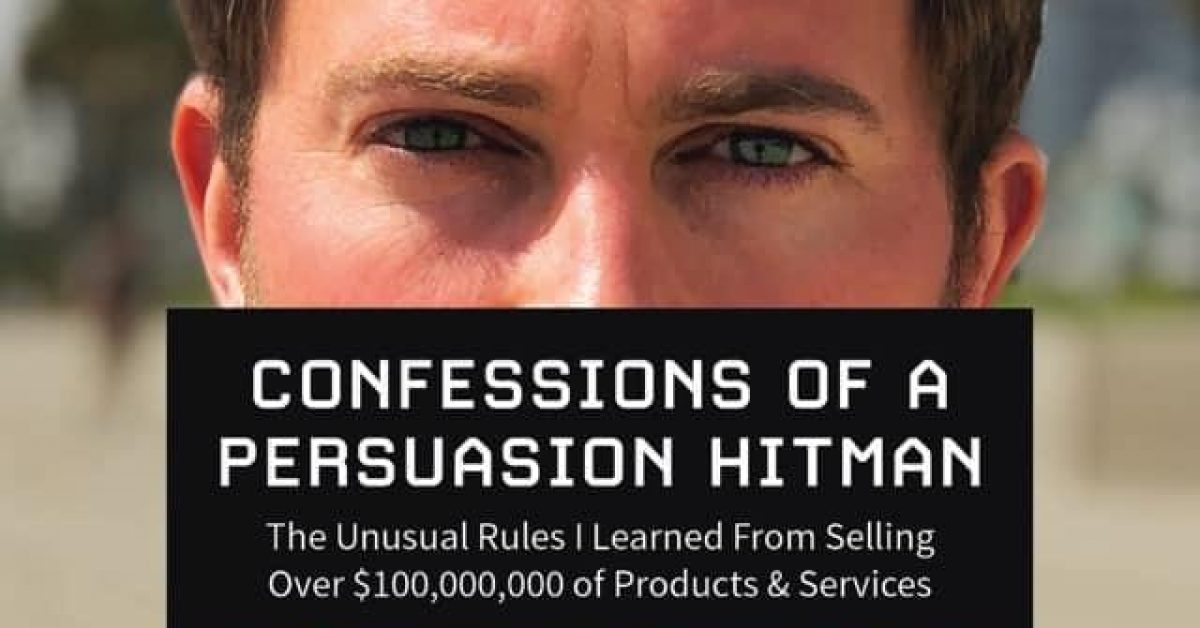 Ian Stanley – Confessions Of A Persuasion Hitman Audio-Book